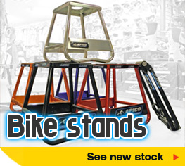 AG Racing Motocross Bike Stands