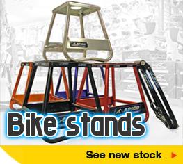 AG Racing Motocross Bike Stands