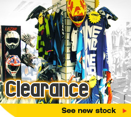 AG Racing Motocross Clearance Stock