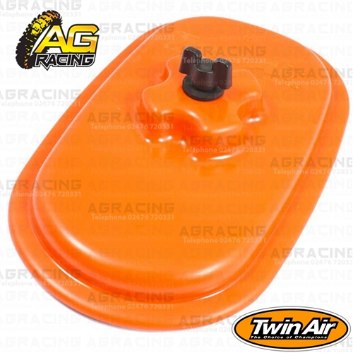 Twin Air Airbox Air Box Wash Cover For Yamaha YZ 250 2001 01 Motocross Enduro