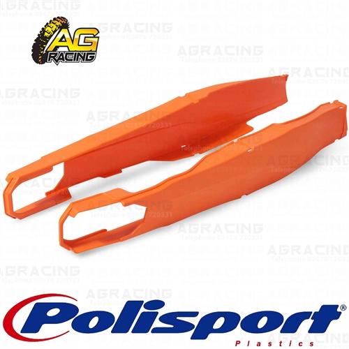 Polisport Swingarm Protectors KTM Orange for KTM 350 SX-F 2013-2018