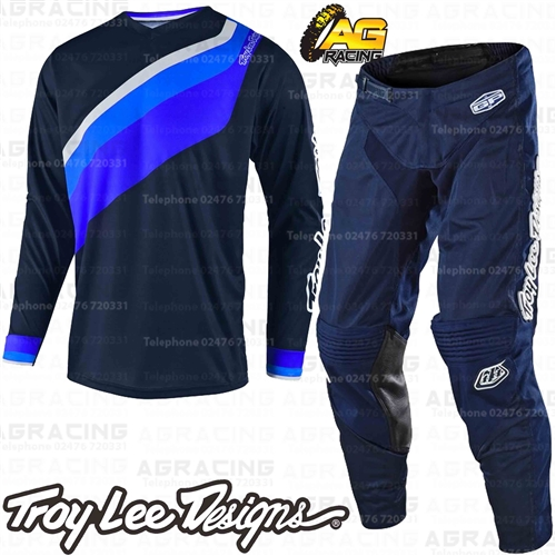 Troy Lee Designs Youth GP Air Jersey Team Navy